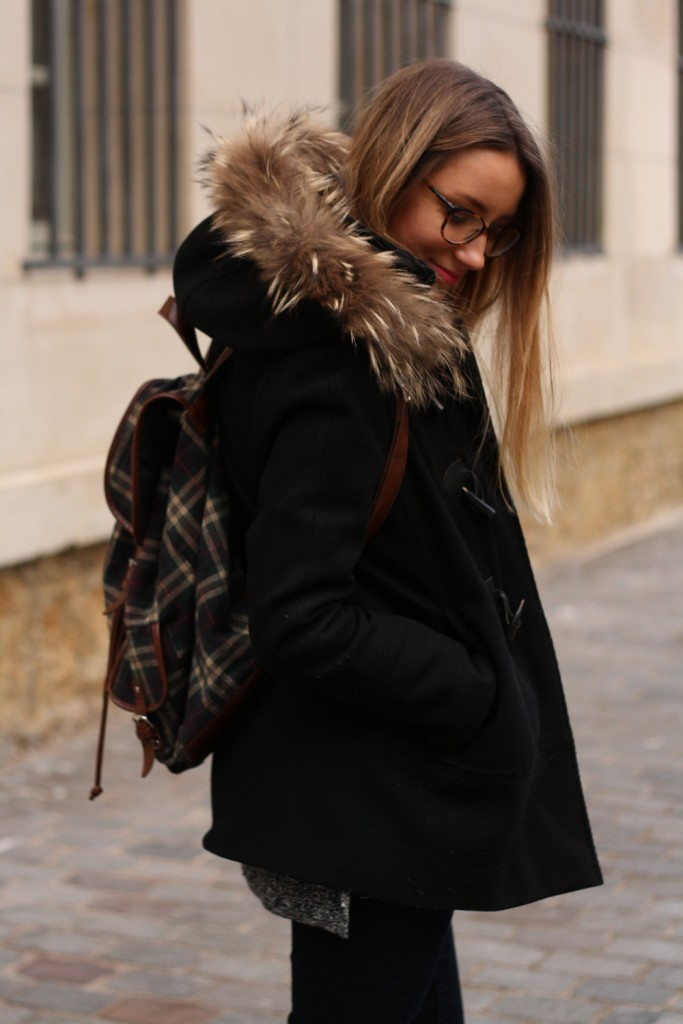 look, fashion, streetstyle, mode, lookbook, paris, style, hummel, winter, kookai, zara
