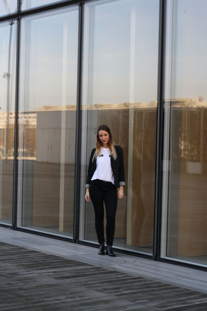 mode, look, fashion, outfit, lookbook, andré, paris, style, streetstyle, blonde, natural, formal