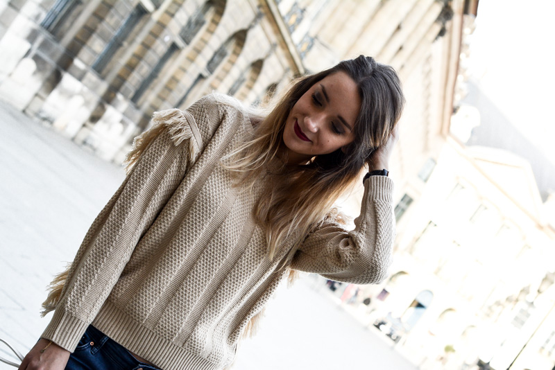 look_mode_fashion_tendance_franges_pull