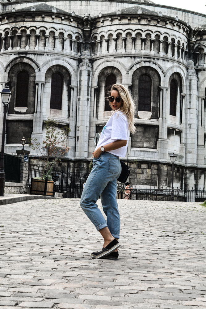jeans-taille-haute-mode