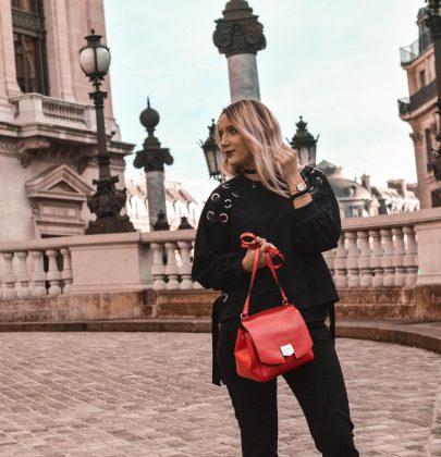 Lace-up please